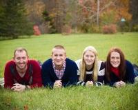 Natalie, Zach, Calissa, Ben